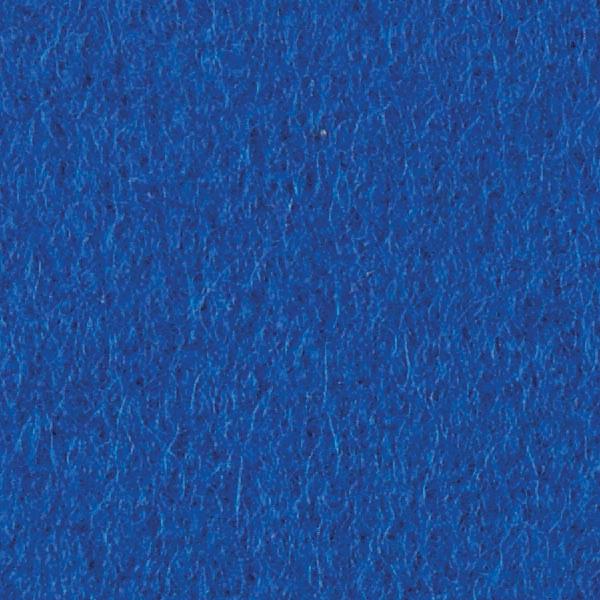 Coloured Wool Serge Ultra Blue