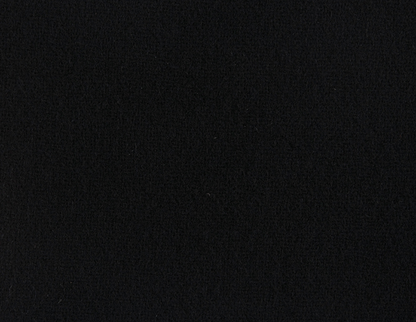 Wool Speaker Cloth Black