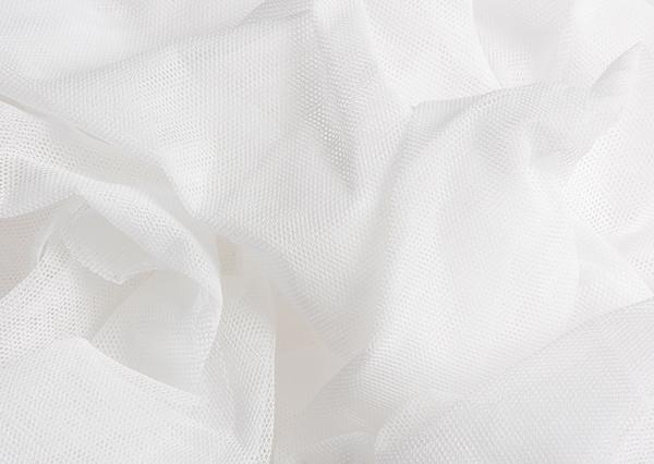 Fine Gauze White