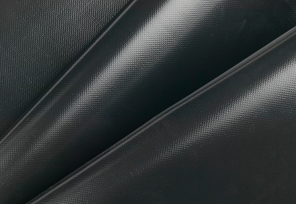 PVC Coated Black