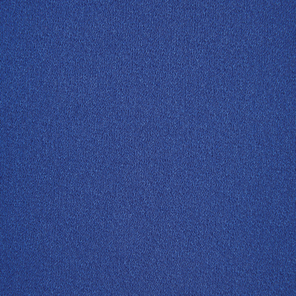 Poly Crepe Blue