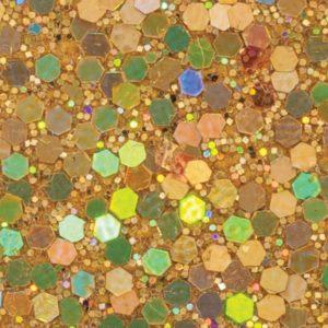 Sparkle Cloth Gold Hologram
