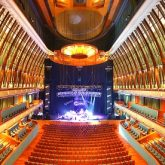 Esplanade Theatres on the Bay in Singapore awarded J&C Joel the project of replacing the acoustic curtains to the Concert Hall in 2011.