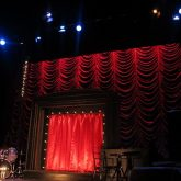 When Halifax's Victoria Theatre played host to burlesque musical, Miss Nightingale, they called upon J&C Joel to manufacture a Reefer Curtain for the tour.