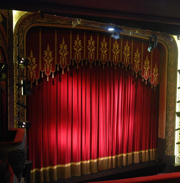 Royal Court Theatre Liverpool JC Joel - Front of house theatre
