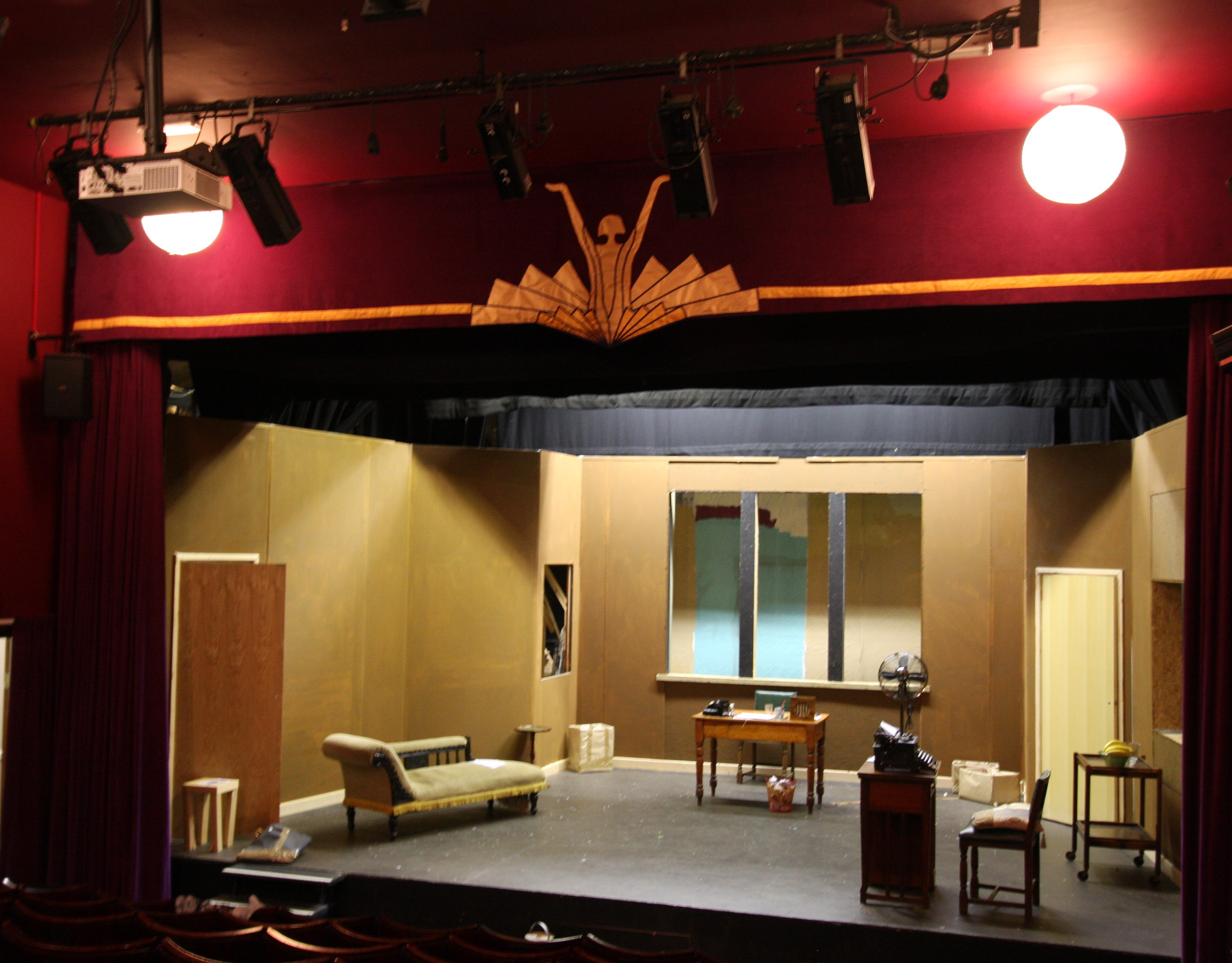 J&C Joel plays its part in theatre restoration - JC Joel
