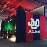 J&C Joel demonstrated they were the ringleader of fabrics when they showcased their big top circus tent stand at Prolight + Sound Frankfurt.